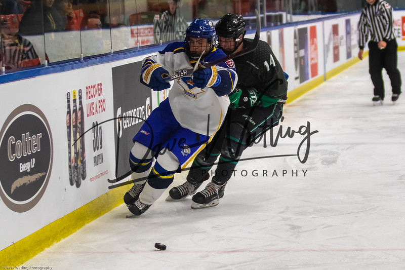 Game #10  Calgary Royals vs Rocky Mountain RoughRiders