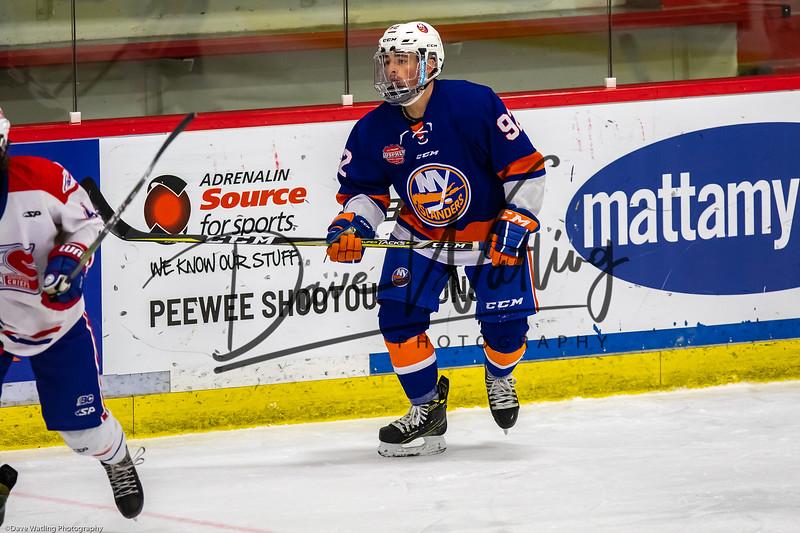 Game #54 New York Jr Islanders vs Vancouver NE Chiefs