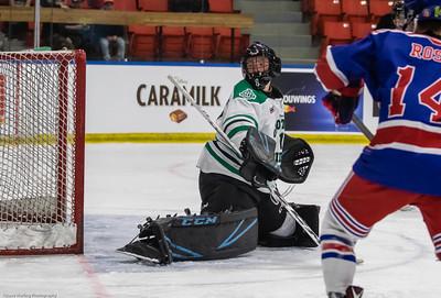 Game #1 Calgary Buffaloes vs Okotoks Bow Mark Oilers