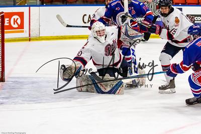Game #13 Regina Pat Canadians vs Calgary Buffaloes