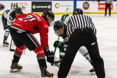Game #17 Rocky Mountain RoughRiders vsOkanagan Rockets
