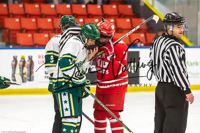 Game #19 Calgary Northstars vs Notre Dame Hounds