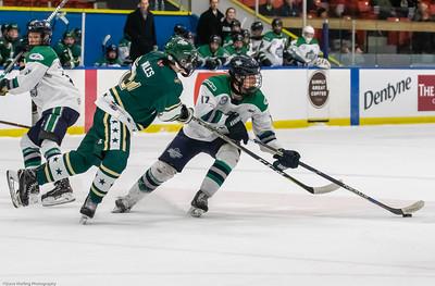 Game #4 Calgary Northstars vs Fraser Valley Thunderbirds