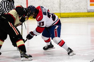 Game #52 Quarter Final Lethbridge Hurricannes vs Red Deer Optimist Chiefs