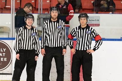 Game #48 Calgary Buffaloes vs St Albert Nektar Data Systems Raiders