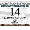 Leveille-Franks, Tiwa - Hawaii Snoopy #14 (292)