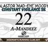 Brown, Amanda - A-Mandeez #22 (362)