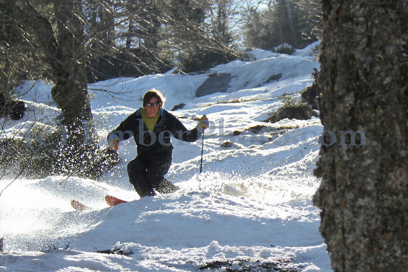 Rob Bisbee @ Mad River Glen - Green Mountains, Vermont
