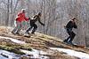 John Schultz, Gamal and Rob Bisbee - Mad River Glen - Green Mountains, Vermont
