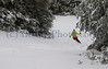 Emily Johnson - <br /> Early season skiing in the Mad River Valley, VT