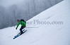 Marc Sherman<br /> Early season skiing in the Mad River Valley, VT