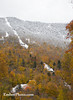 Fall skiing in Vermont's Mad River Valley