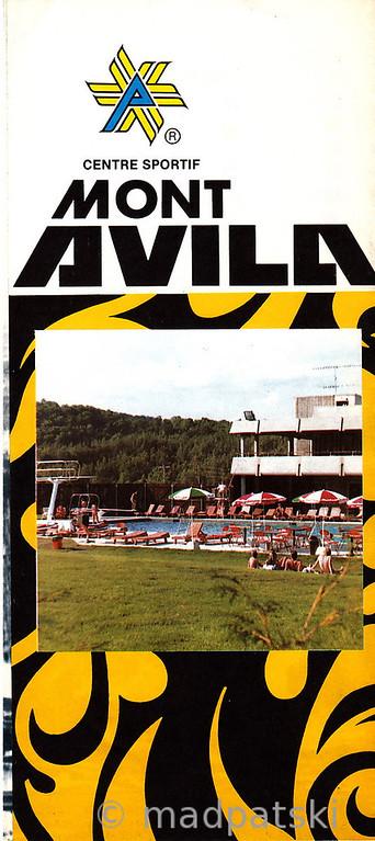 Mont Avila QC - circa 1980