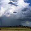 Thunderstorm, Ranohira, Madagascar