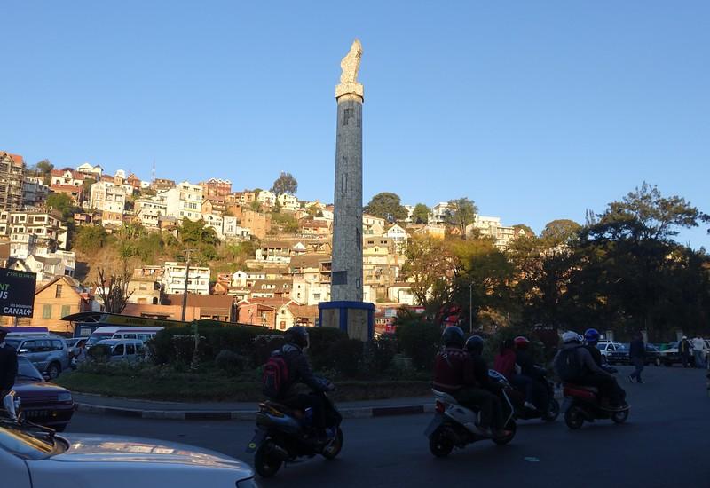 Antananarivo arrival