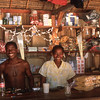 General store owners, Ile St. Marie, Madagascar