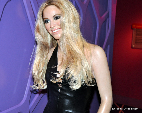 Hollywood's Wax Museum - Madame Tussaud's - A Must Watch in LA