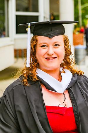 Madeline Temple Graduation 2017