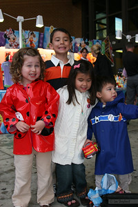 Madeline, Jonathan, Lydia and Zachery