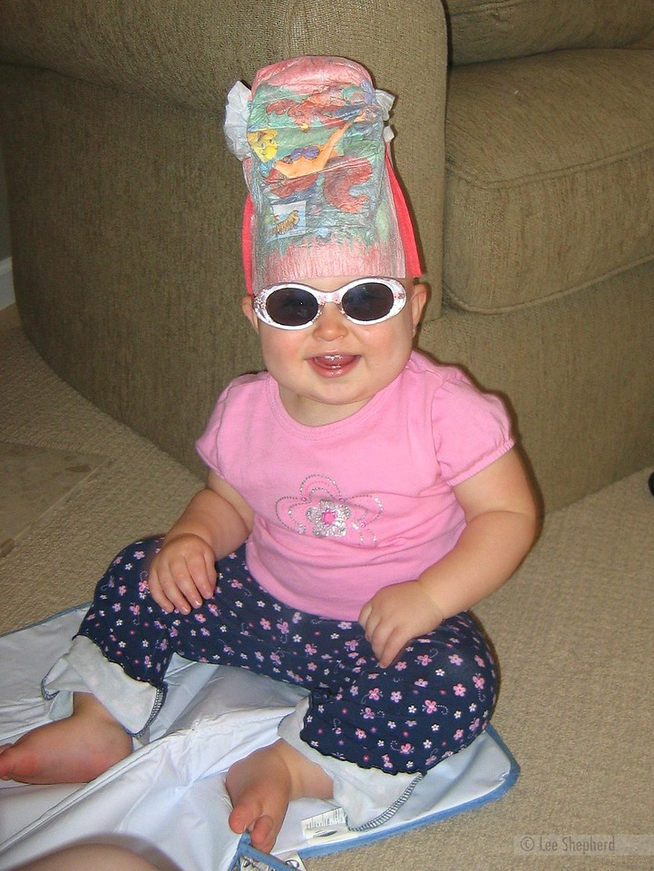 Coolbaby Diaperhead!!!