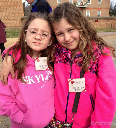 Madeline and Eva-Williamsburg Dec. 2012