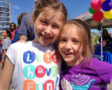 Madeline & Eva-May 2013