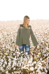 Madelyn Johnson Cotton Field Session (3)