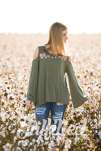 Madelyn Johnson Cotton Field Session (2)