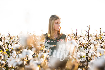 Madelyn Johnson Cotton Field Session (8)