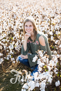 Madelyn Johnson Cotton Field Session (18)
