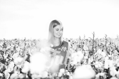 Madelyn Johnson Cotton Field Session (11)