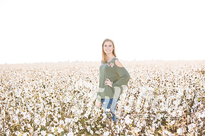 Madelyn Johnson Cotton Field Session (16)