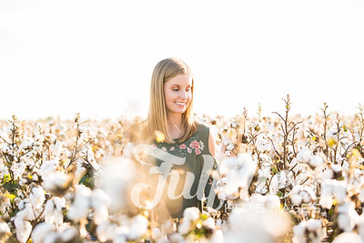 Madelyn Johnson Cotton Field Session (12)