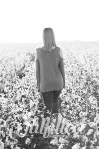 Madelyn Johnson Cotton Field Session (14)