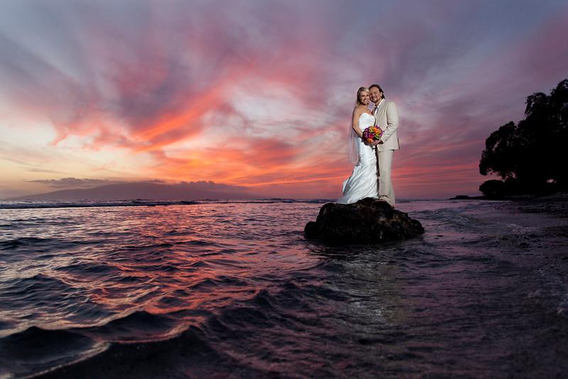 Andrea & Steve's Destination Wedding