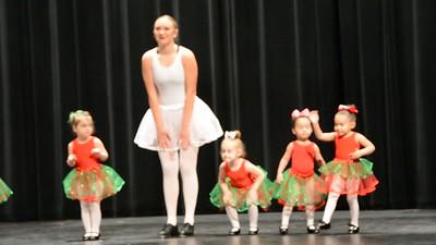 Madison Dance Recital