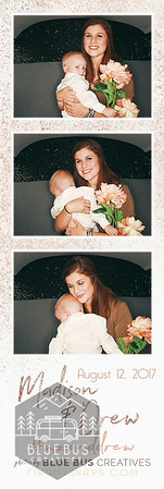 Congrats to #mooanddrew! We has an aboslute blast celebrating with you all!