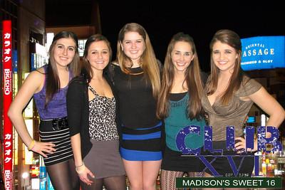 Madi & the girls.
