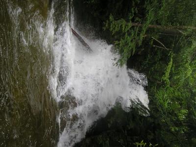 Lower Salroc Falls