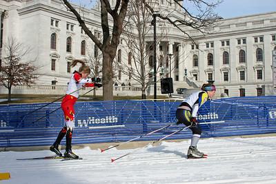 2009 Madison Winter Festival - Sunday High School Sprint Finals