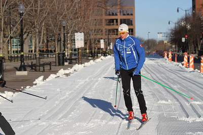 Saturday Winter Festival Ski Racing