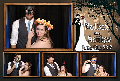 Madison and Matthew's Wedding