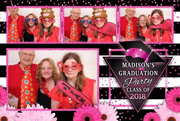 Madison's Graduation Party