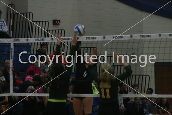 Madison volleyball 2016