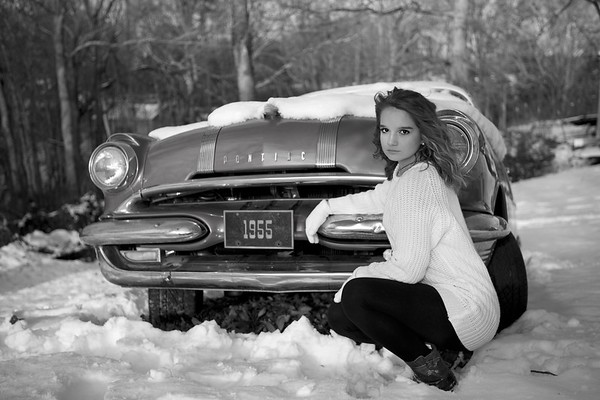 Madison's Snow shoot '17