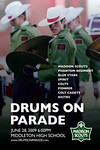 Madison Scouts Drums on Parade 2009