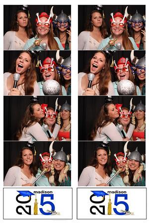 Madison's Grad Party