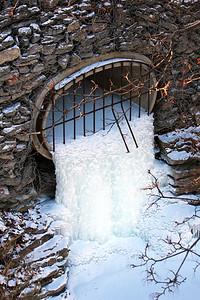 Elaine Kirsch - Frozen Waterfall-1024_0979