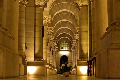 Crypte de la Cathédrale de la Almudena
