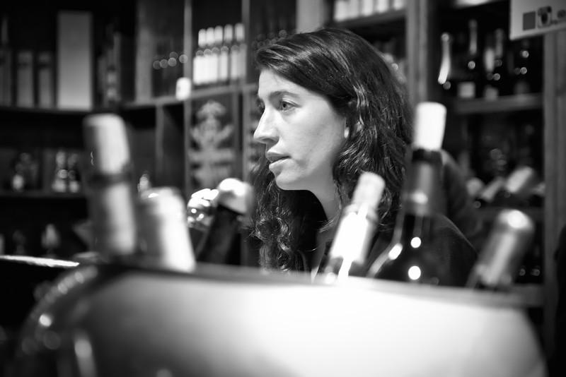 The Wine Lady